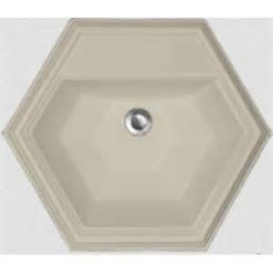hexagon bathroom sink corstone advantage series edgefield self hexagon