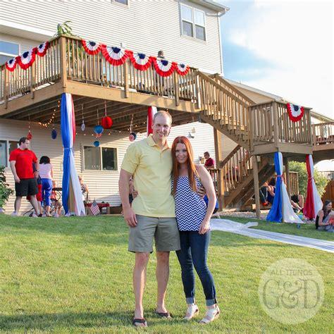 4th Of July Backyard Ideas by 4th Of July Ideas