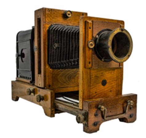 antique cameras through the ages