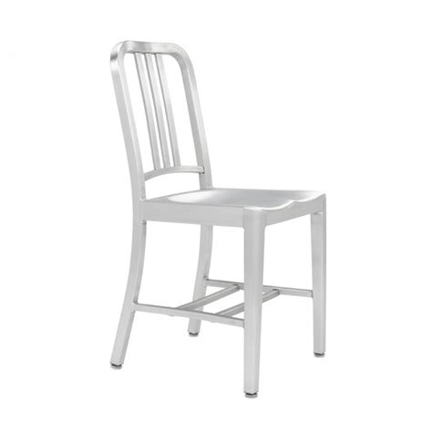 Emeco Navy Stool by 1006 Navy Chair Emeco Sales Sedie Design