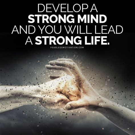strong minds strengthen strong minds books 117 best motivational quotes fearless motivation images on