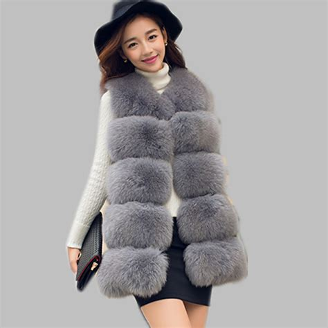 with fur vest furilicious fur vests dolche fashion