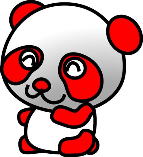 and panda coloring pages