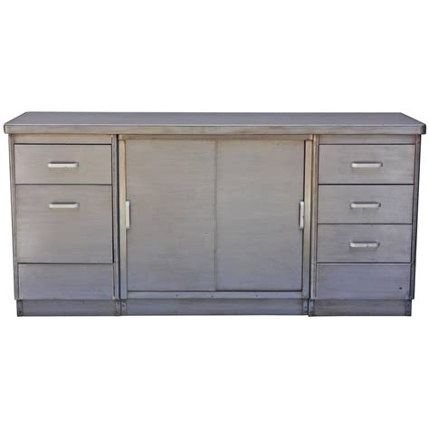 Industrial Storage Cabinets Metal Industrial Storage Cabinet For Sale At 1stdibs