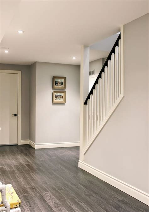 basement staircase sydney berne mont tremblant oil