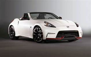 370z Nissan Nismo 2015 Nissan 370z Nismo Roadster Concept Wallpaper Hd Car