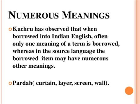 meaning of curtain in hindi the urduization of english in pakistan