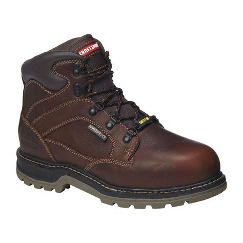 craftsman s krypt steel toe work boot wide width