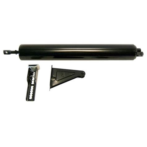 ideal security heavy door closer black sk1730bl