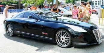 Bugatti Exelero Coche Motor Maybach Exelero