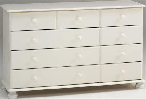 bedroom furniture com and low price dressers interalle com white chest of 9 drawers 3 plus 6 steens richmond