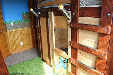 bedroom fort hometalk diy fort bed for children s bedroom