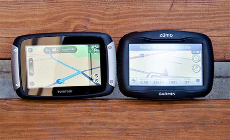 Navi Motorrad Vergleich by Vergleich Rider 400 Und 390 Zumo Motorrad Navigation