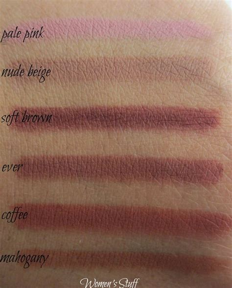 Lip Liner Pencil Nyx s stuff nyx lip liner pencil review picture and