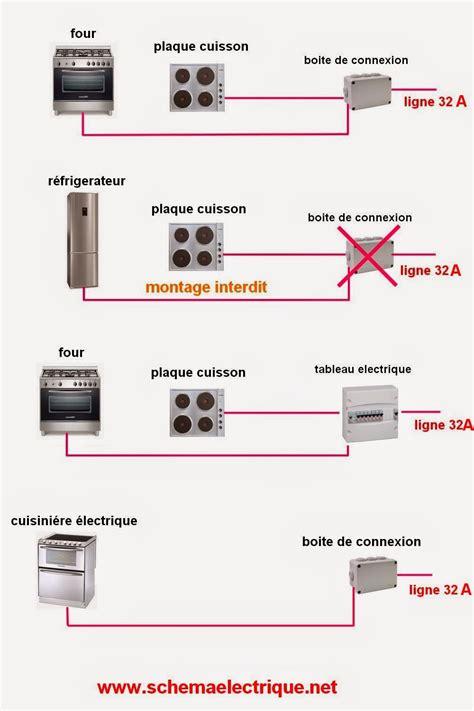 schema cuisine schema electrique cuisine schema electrique cuisine