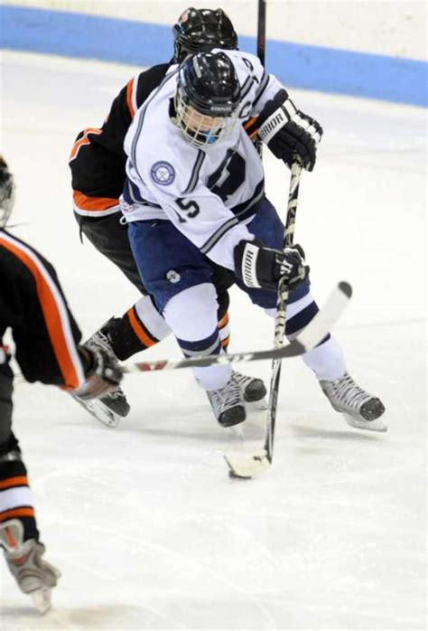 section iii hockey staples shut out in division iii hockey final greenwichtime