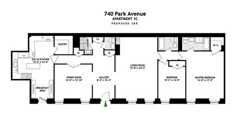 740 park avenue floor plans streeteasy 740 park ave in lenox hill floorplans