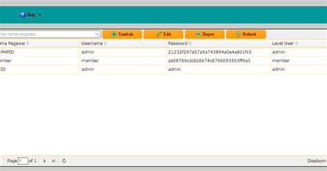 membuat barcode dengan php cara mudah membuat datagrid di php dengan jq easyui php