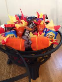 fireplace gift baskets pit s mores raffle gift baskets