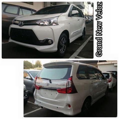 Kondensor Toyota All New Avanza Veloz wujud utuh avanza terbaru lengkap dengan