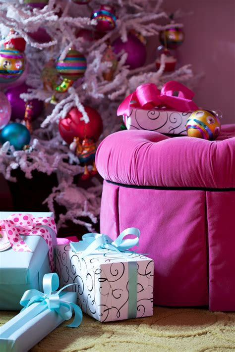 it s a pink pink christmas this one is for the girls