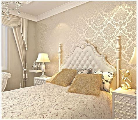 gold wallpaper bedroom ideas georgiana whiskers designs