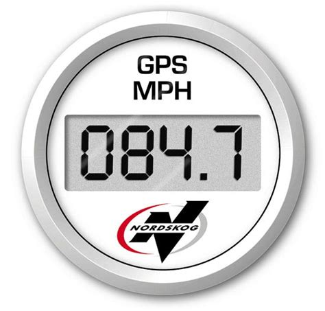 gps boat speedometer precise speed reader boats