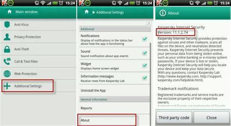 kaspersky security for android apk kaspersky یکه تاز تامین امنیت سیستم های اندرویدی