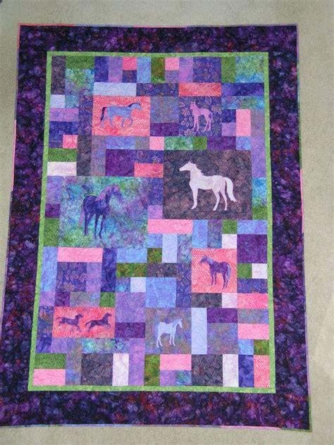 horse pattern quilt kits 28 best horses images on pinterest horses quilt block
