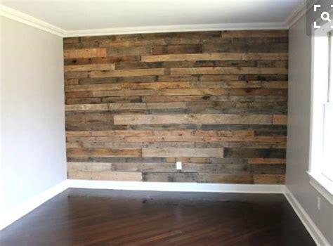 rustic wood plank wall cheap hometalk