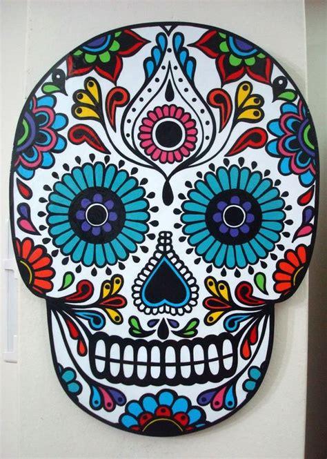 calaveras mexicanas sugar skull design classic and design on pinterest