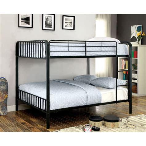 Bunk Bed Slats by Furniture Of America Ciera Metal Slat Bunk