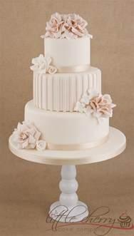 roses and stripes 3 tier wedding cake cakecentral com