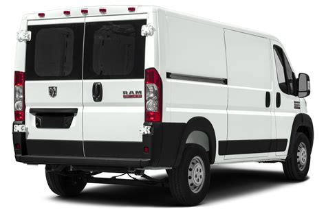 dodge work van 2016 ram promaster 1500 price photos reviews features