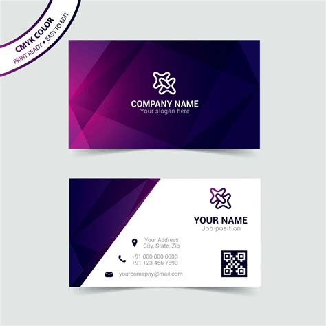 abstract business cards templates free abstract business card template free wisxi