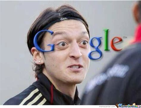 Ozil Meme - mesut ozil new google logo by rubenh123 meme center