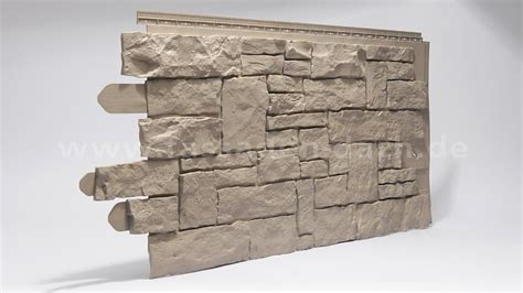 Aussenwand Holz Verkleiden Wandverkleidung Novik Novistone Sk In Steinoptik