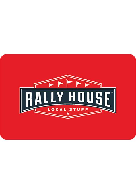 Rally Gift Cards - rally house gift card 39460000