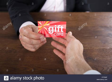 Gift Cards Business Expense - gift coupon business stock photos gift coupon business stock images alamy