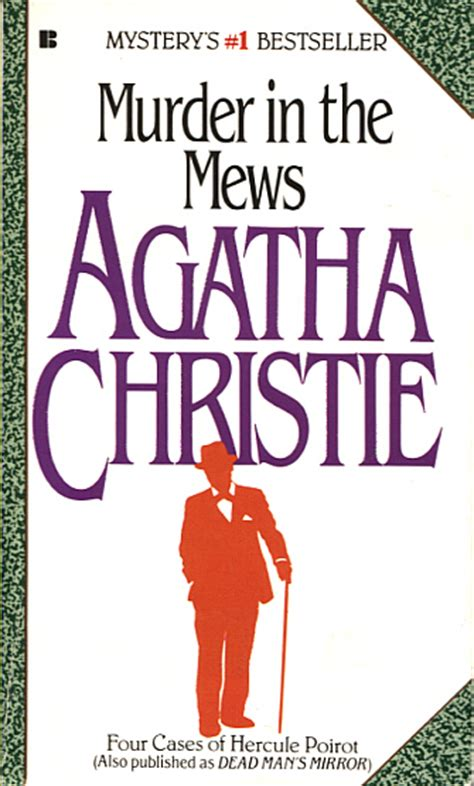 obiettivo ambiguo 8869656187 murder in the mews poirot libro de texto descargar ahora murder in the mews four cases of