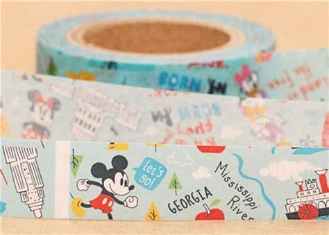 Disney Baby Japan Skater Mickey Cutlery Bag blue disney mickey mouse usa washi washi