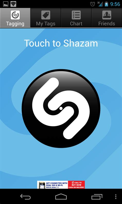shazam app android app of the week shazam