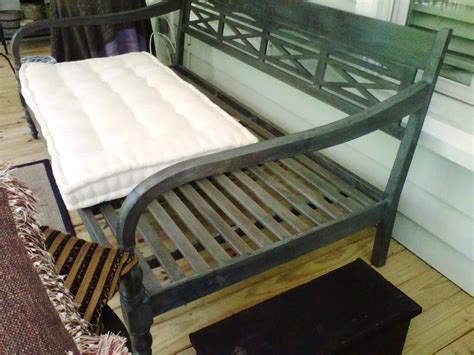porch futon outdoor futon mattress plans using outdoor futon