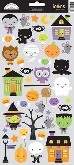 doodlebug ghouls and goodies doodlebug design ghouls and goodies collection