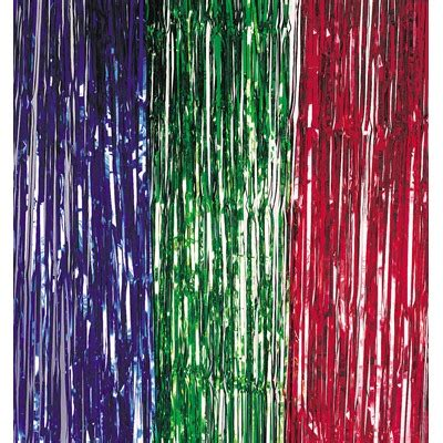 mylar rain curtain curtains mylar superior studio