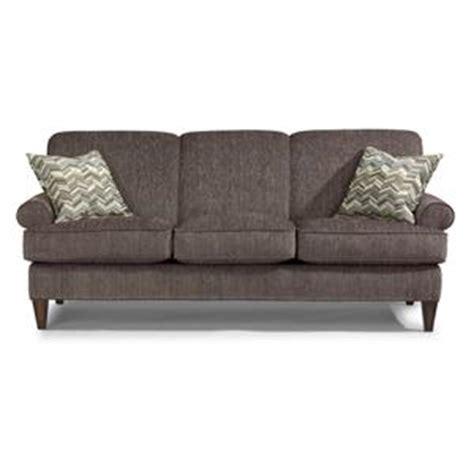 flexsteel penthouse sofa flexsteel latitudes penthouse casual sofa with pillow