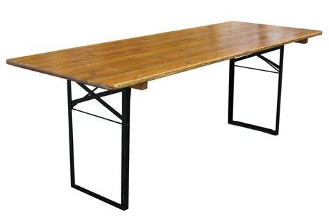 tavolo della noleggio tavoli tavoli plancia rettangolare