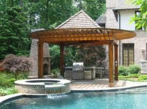 ideas for outdoor kitchen inspiring outdoor kitchen designs get the ideas