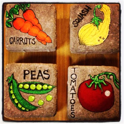 Garden Signs For Vegetables Pin By Erin On Vegetable Garden Signs