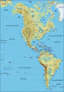 karte amerika physikalisch amerika physikalisch